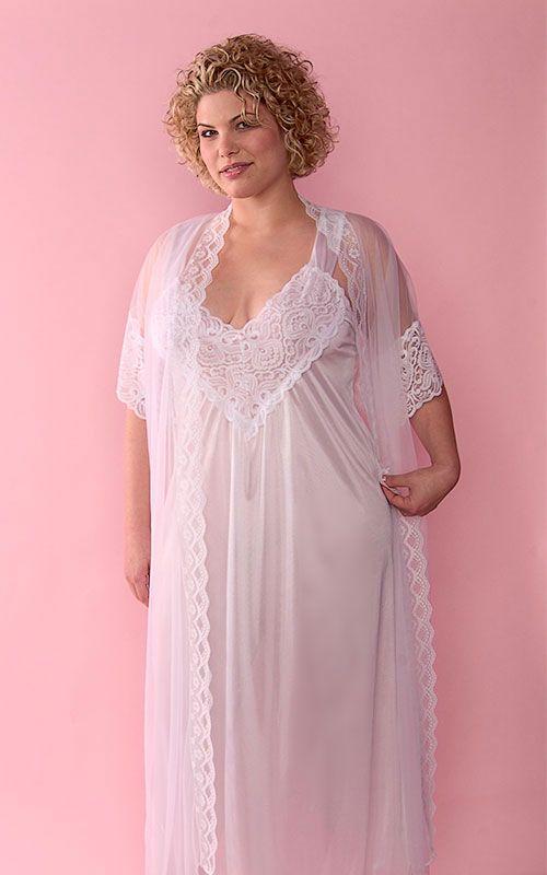 Brushed Nylon Nightgowns 28