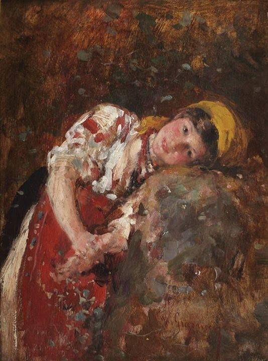 Visare - Nicolae Grigorescu
