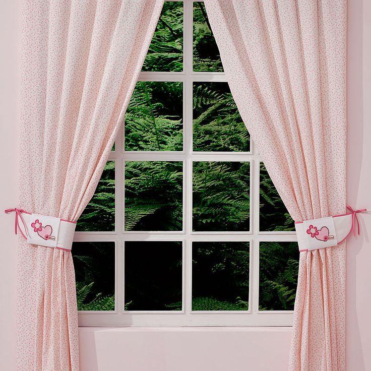 Bebek Odası Perdesi - Grandma 140 X 260 cm boyutlarında. #bebekodası #perde #dekorasyon   #dekoratif #curtain #bebekodasıdekorasyon