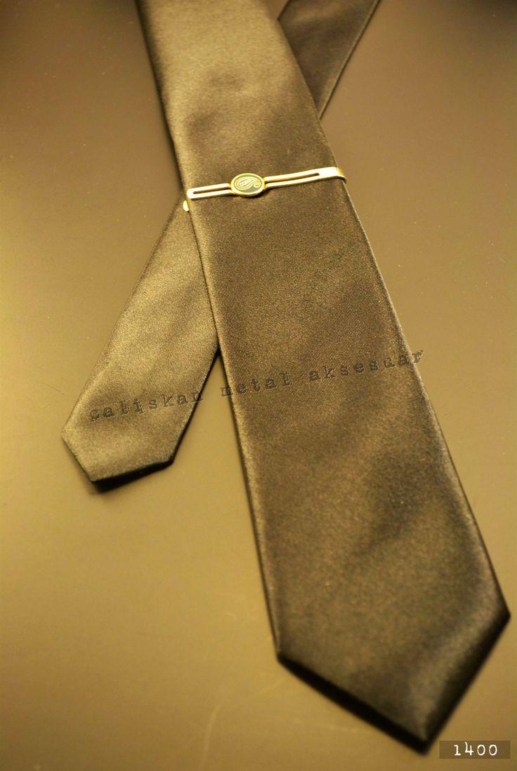 tekstil aksesuarları kravat iğnesi