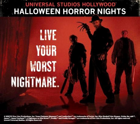 image relating to Universal Studios Hollywood Printable Coupons referred to as Common fright evening coupon codes / Kohls discount codes 2018 on-line