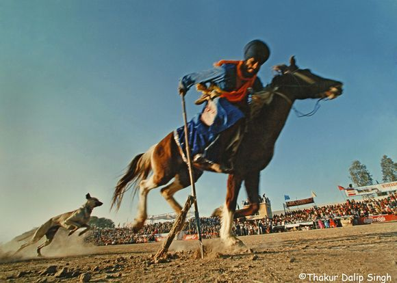 A Sikh Warrior