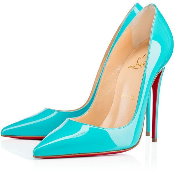 Christian Louboutin So Kate (9 635 ZAR) ❤ liked on Polyvore featuring shoes, pumps, heels, christian louboutin, louboutin, pacific, high heel stilettos, sexy shoes, sexy stilettos and stiletto heel pumps