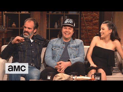 Talking Dead: 'Who Would Win in a Fight: Jesus or Chuck Norris?' Fan Questions Ep. 714 - YouTube
