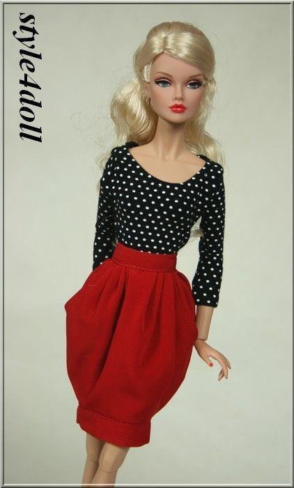 """style4doll - outfit for  Poppy Parker 16"""""""