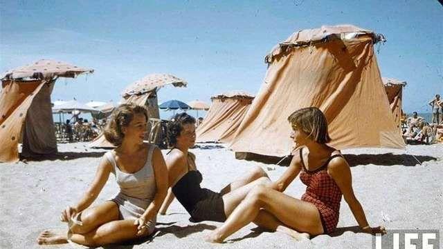 Mar del Plata hace 50 años: las fotos de la revista Life