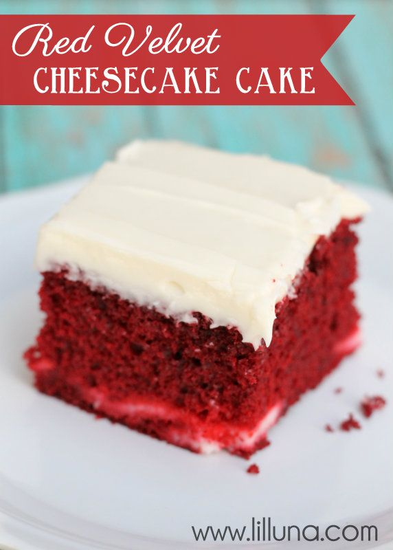 Red velvet cupcakes with cream cheese frosting ...yum!