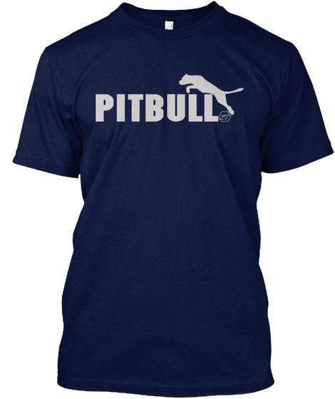 Limited Edition Pitbull Navy tshirt  #pitbull #pitbulllove #pitbulls #pitbulllover #pitbullowner #pitbulltshirt #pitbullshirt #pitbull