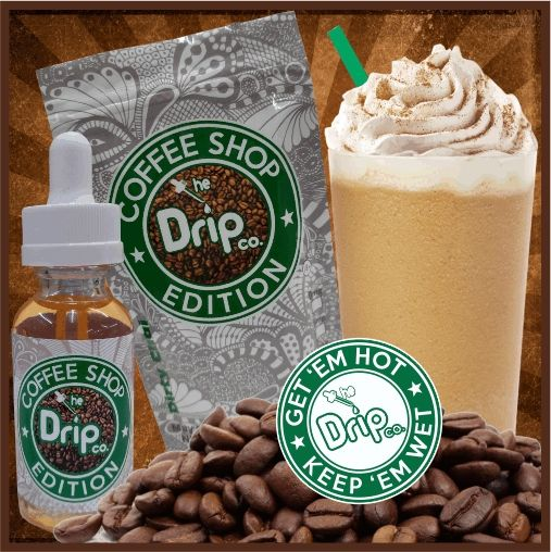 Drip Co E-Liquid-is an amazingly tasty line of e-liquid with sweet fruity flavors that are sure to satisfy any sweet tooth.