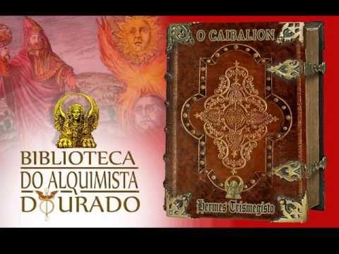 AUDIOLIVRO - O CAIBALION - HERMES TRISMEGISTO - YouTube