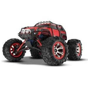 Traxxas 72074 Summit VXL Monster Truck, Scale (Colors may vary)