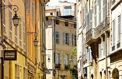 Ville d'art et de culture, Aix en Provence est la ville provençale par excellence! #Aix-en-Provence #tourisme #vacances #provence #culture #voyages