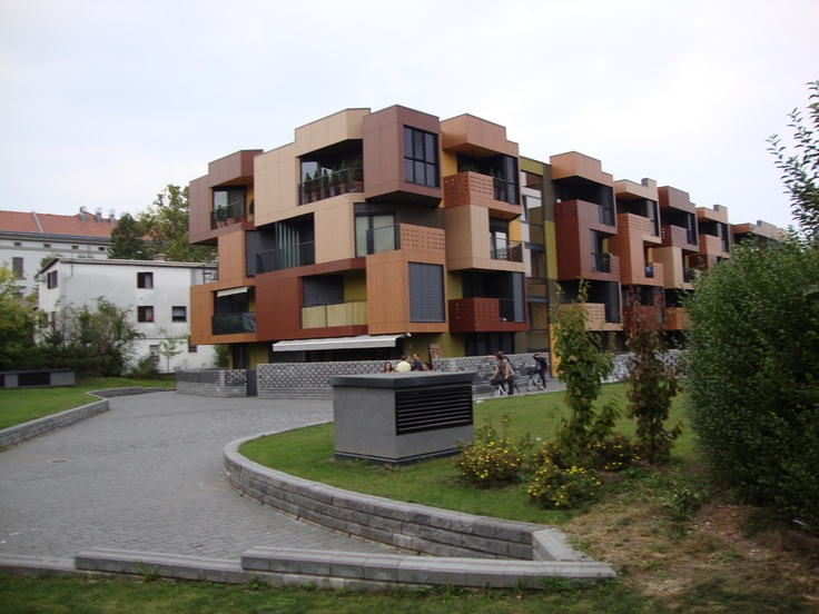 Another view of social housing