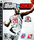 College Hoops 2K8 (Sony PlayStation 3 2007)  Price 33.0 USD 17 Bids. End Time: 2017-04-18 00:27:38 PDT