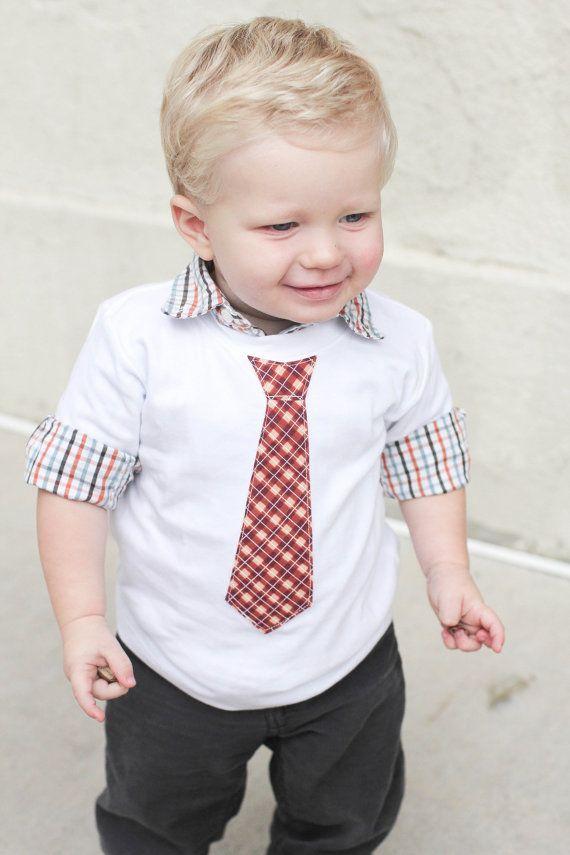 Tu bebé lucirá super chic con esta idea. #baby #bebé #proyecto #coser #chic #estilo