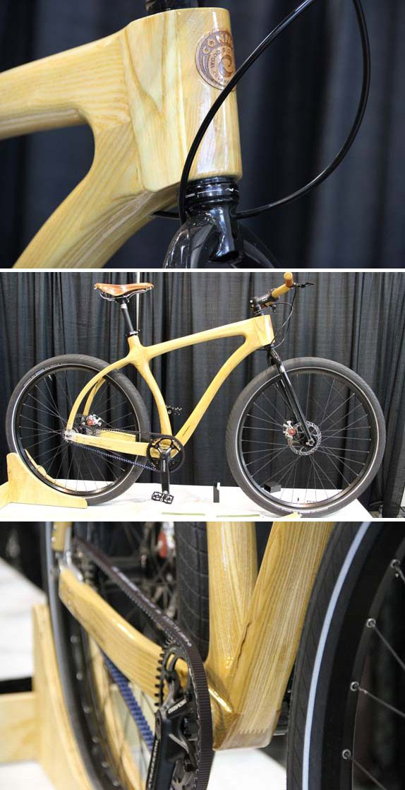 Photos from the North American Handmade Bicycle Show