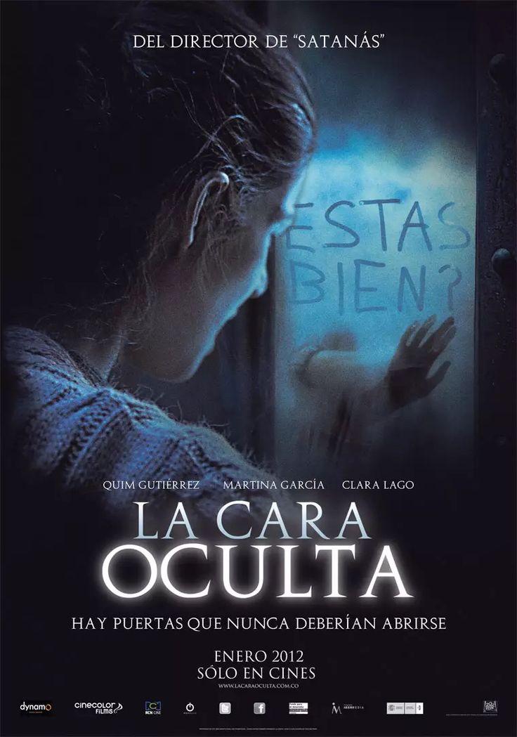 """""""La cara oculta"""" (Andrés Baiz, 2011) con Clara Lago, Quim Gutiérrez y Martina García"""