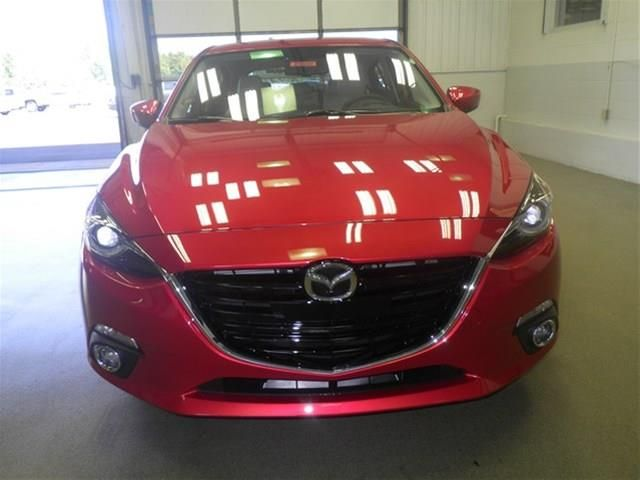 2014 Mazda Mazda3 Sgrandtouring S Grand Touring 4dr Hatchback