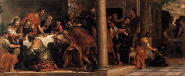 Μυστικός Δείπνος (1585)