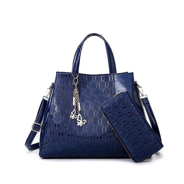 VIDA Statement Bag - Damask Twist Gold Bag by VIDA 2RfEDcPD