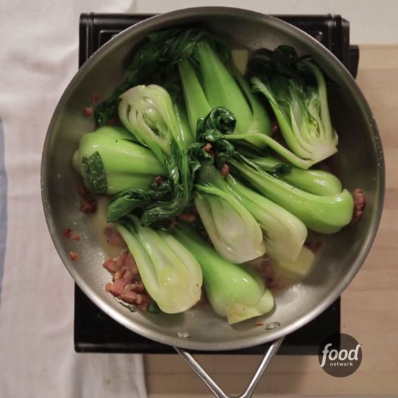 With a little butter and the right seasonings you can enjoy Bok Choy without the hassle of preparing stir fry!