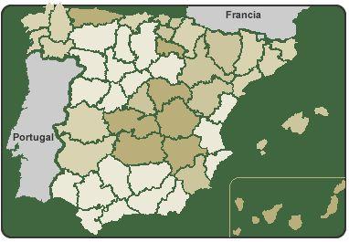 Alojamientos baratos en toda España. Pensiones, hostales y sitios en ese plan.