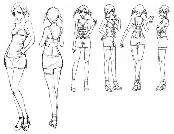 Computer Arts Character Design Pdf : Best character model sheets images on pinterest