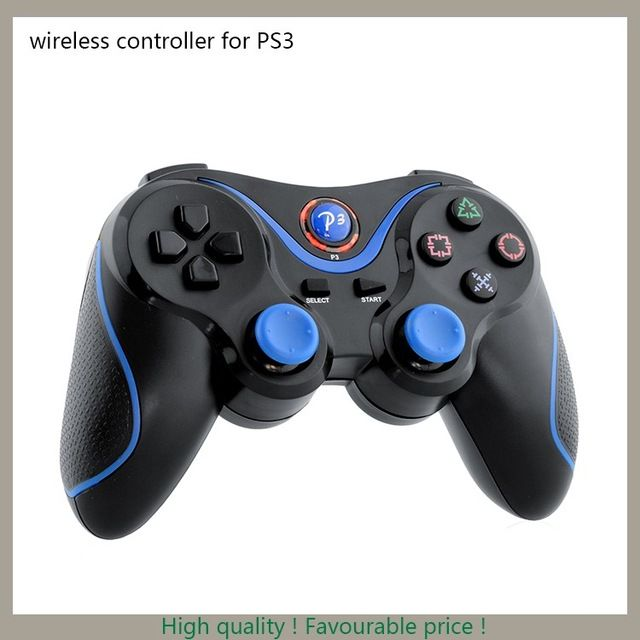 5 pieces/lot video game accessoires wholesale manette sans fil for PS3 US $56.80 /lot (5 pieces/lot) To Buy Or See Another Product Click On This Link  http://goo.gl/EuGwiH
