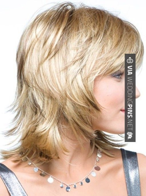 Medium Short Layered Hairstyles - Best Short Hair Styles