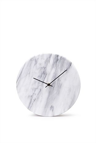 Country Road Marble Clock will look great with my benchtop!