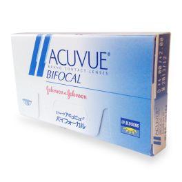 Doskonała alternatywa dla okularów do czytania. Acuvue Biofical to miękkie soczewki kontaktowe do systematycznej wymiany, które możesz nosić przez dwa tygodnie w trybie dziennym (zdejmujesz je na noc) lub przez tydzień w trybie przedłużonym (nie zdejmujesz ich na noc) przeznaczone dla osób potrzebujących korekcji dla widzenia z bliska (np. czytania). Masz trudności przy czytaniu? Nie jesteś sam. Problem ten dotyczy wszystkich, którzy przekroczyli 40-45ty rok życia.