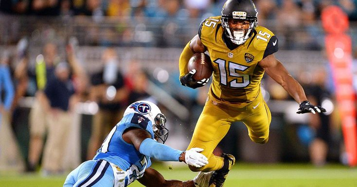 Allen Robinson is the game changing wide receiver the Titans need