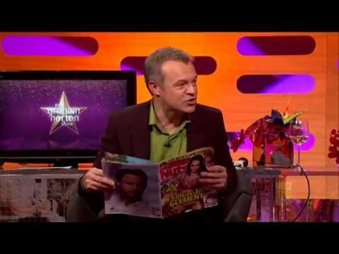The Graham Norton Show - 2011 - S8x11 Keanu Reeves, Marcus Brigstocke, Emilia Fox. Part 3. - YouTube