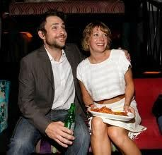 Sunny Fact! Charlie and the waitress are married to eachother!!!!!!!!