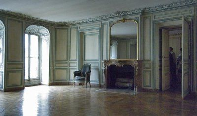 Apartment of Madame Du Barry - The Dining Room