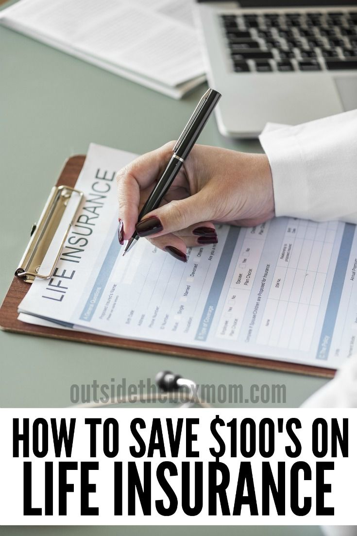 One Simple Way To Save Money On Life Insurance Ways To Save