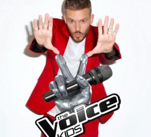 M.Pokora futur coach de The Voice Kids Plus
