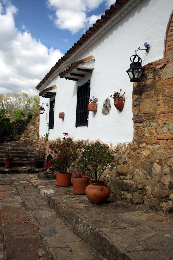 Casa colonial Villa deLeiva Boyaca