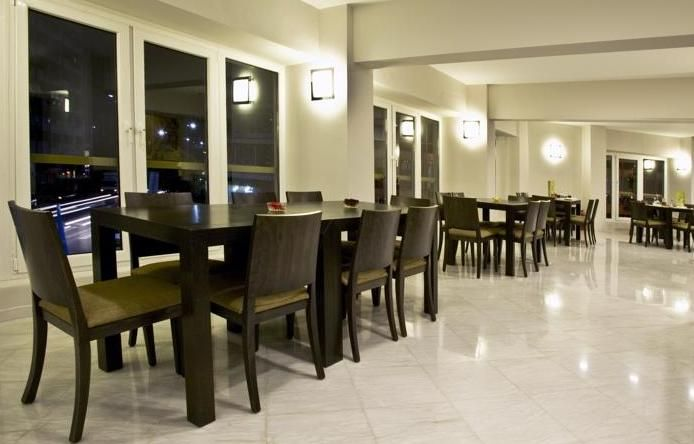 Enjoy your dinner in Astoria Hotel, Thessaloniki, Greece. Discover the architectural superiority and constructural consistency in www.ekater.gr