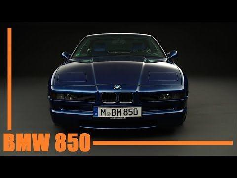 КАК ЭТО СДЕЛАНО | BMW 850 CSi (BMW 8 series) | ЛЕГЕНДАРНАЯ ВОСЬМЕРКА