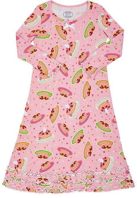 Pancake night gown cotton blend #affiliatepost #NationalPancakeDay