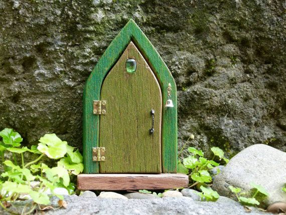 1000 ideas about wooden arch on pinterest wedding for Rustic fairy door