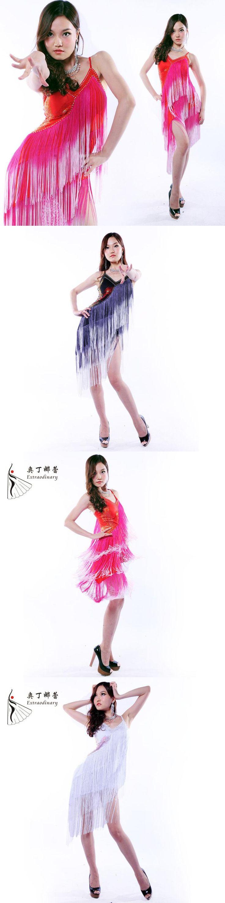 Latin Dance Dress Professional Latin Outfit Samba Dance Latin Salsa Dresses Women Dance Costumes Clothes for Dancing #L00711