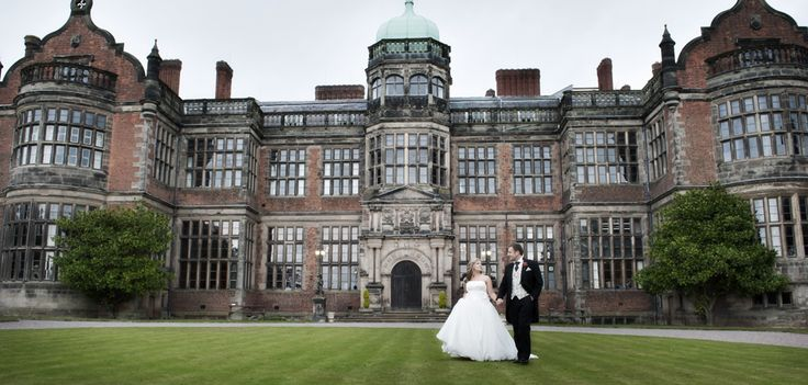 Ingestre Hall Near Stafford Wedding Venue