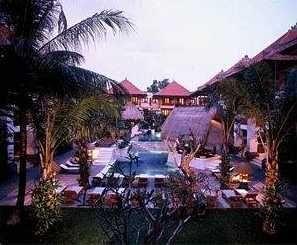 Puri Santrian Hotel (garden Wing) - Sanur Bali