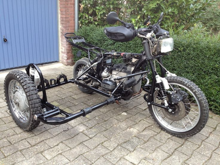 Homemade Motorcycle Trike Plans | hobbiesxstyle