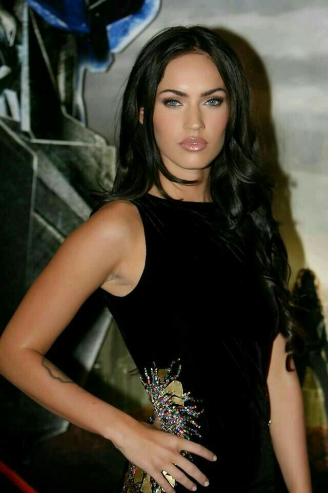 Megan Fox make-up