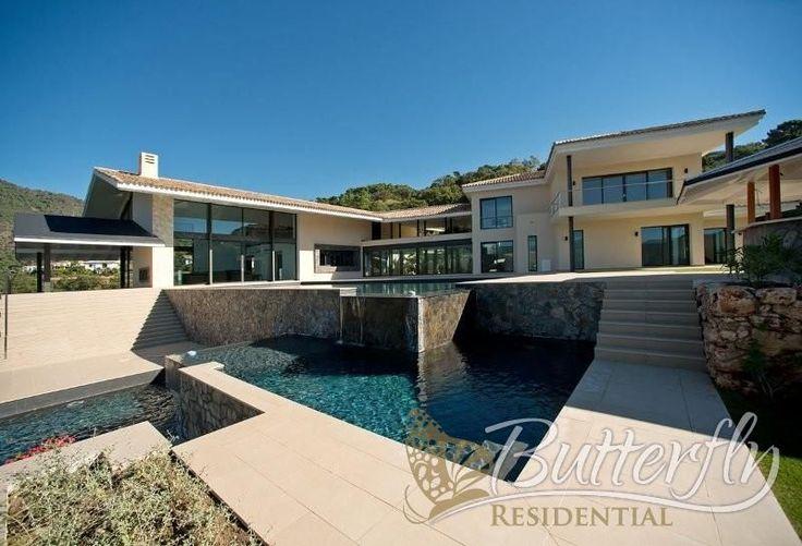 Luxury Modern Villa for Sale in La Zagaleta, Benahavís