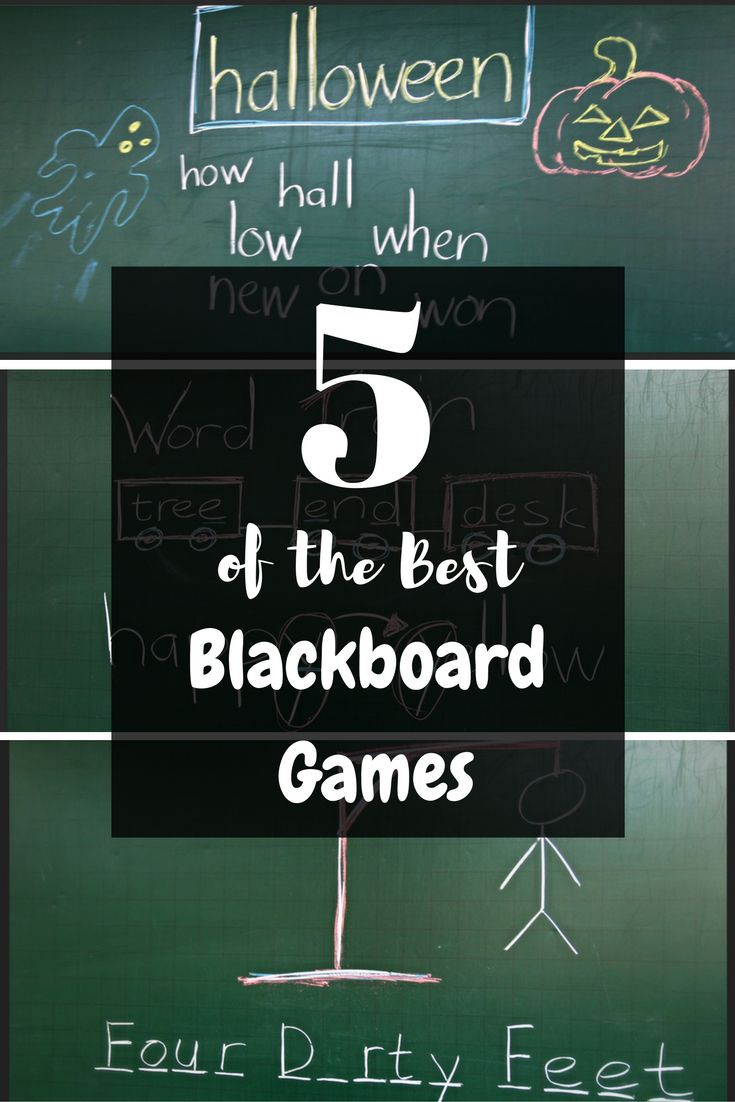 Best board games for teaching in South Korea.