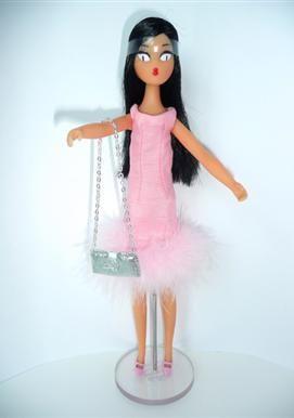 Arina fashions for Mamzelle de Paris and Kiraz doll